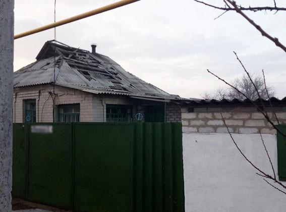 Задвое суток боевики повредили 10 домов— «Горячая» Авдеевка