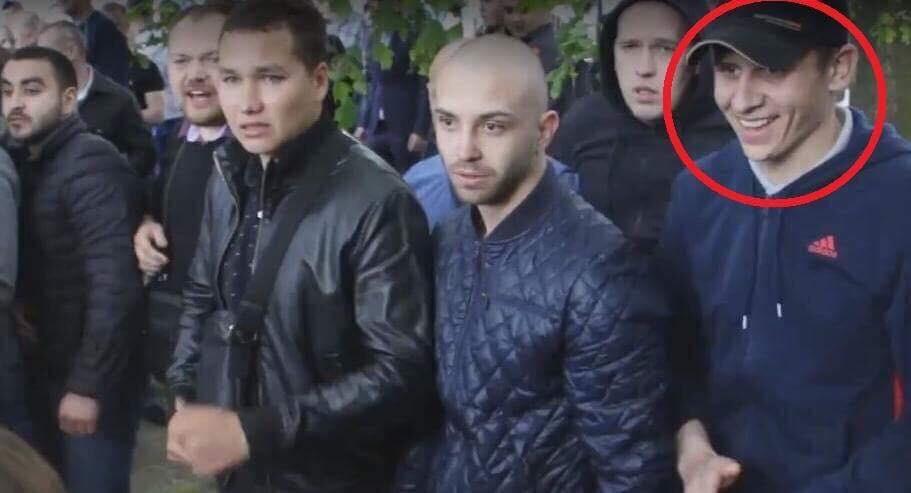 ВДнепре задержали еще одного участника стычек 9мая