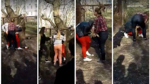 Школьницы безжалостно избили девочку вЧернигове: задело взялась милиция
