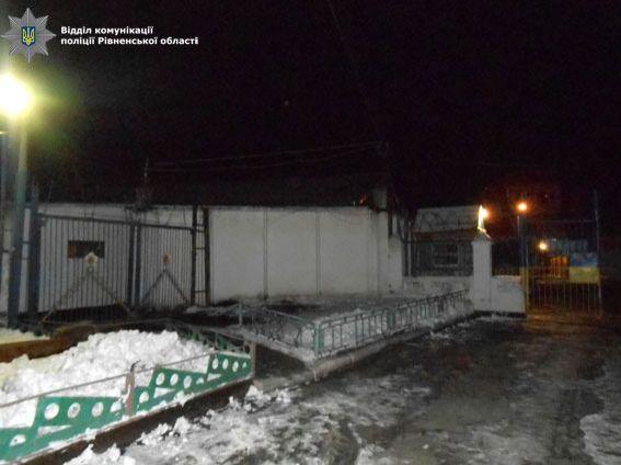 Осужденный убил сокамерника вРовенской области