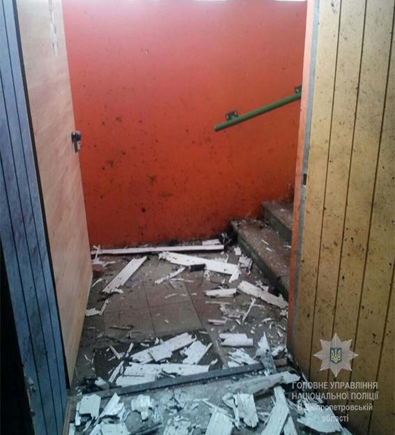 ВДнепре иКвасилове вкафе взорвались гранаты. Есть пострадавшие
