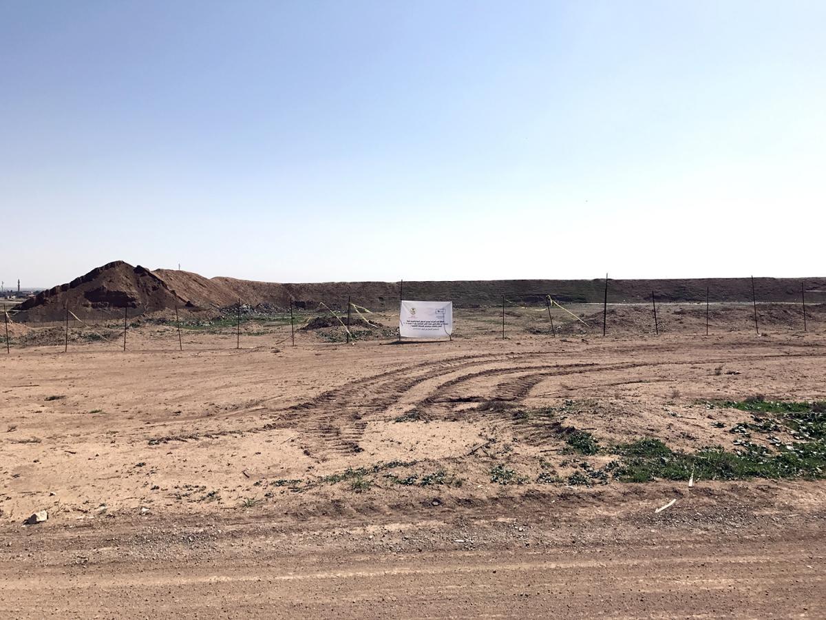 Иракские правительственные силы возобновили наступление назападный Мосул