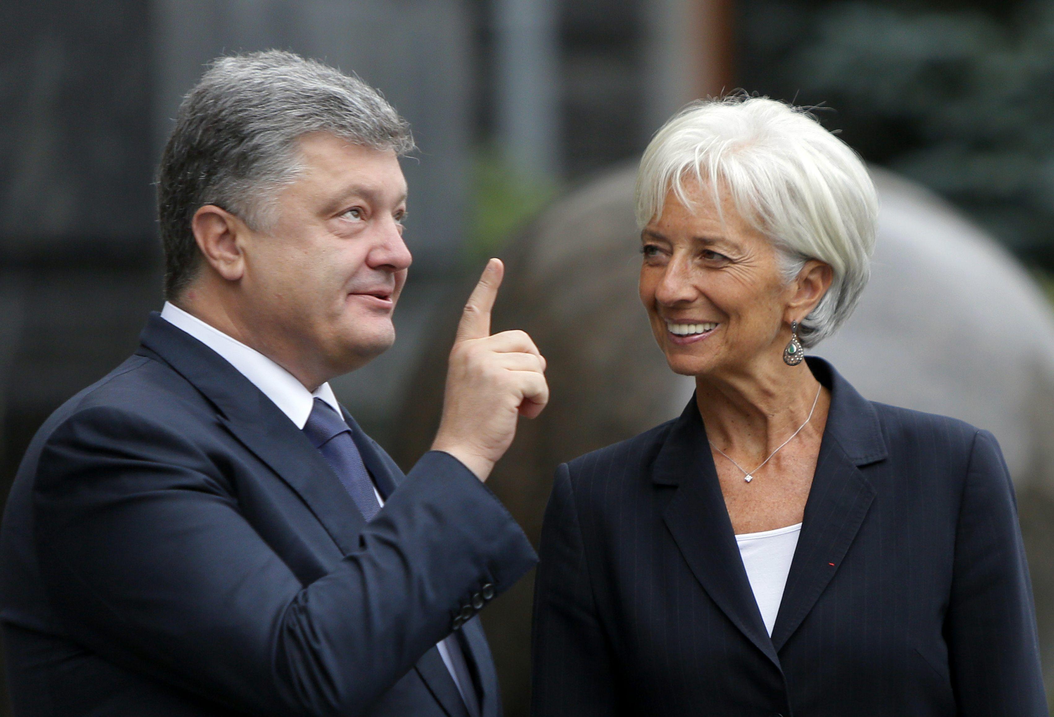 Украина иМВФ обсуждают технические моменты для получения транша— А.Данилюк