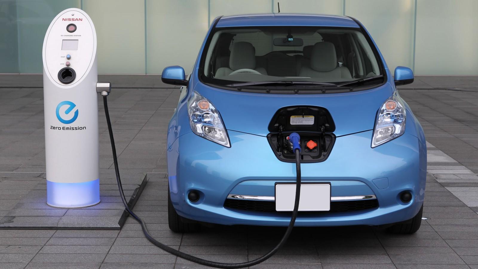 В Российской Федерации вновь вырос спрос наэлектромобили