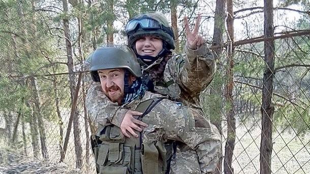 Украинцы бурей вторглись на«Игры непокоренных»— чудесный патриотизм