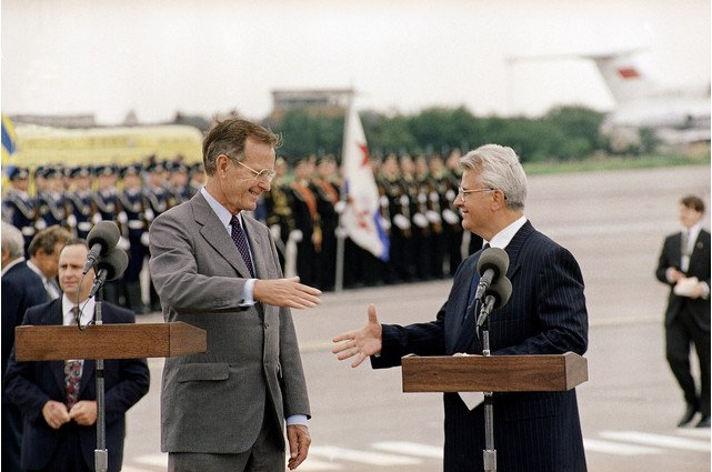 ukraine-george-h-w-bush-and-kravchuk