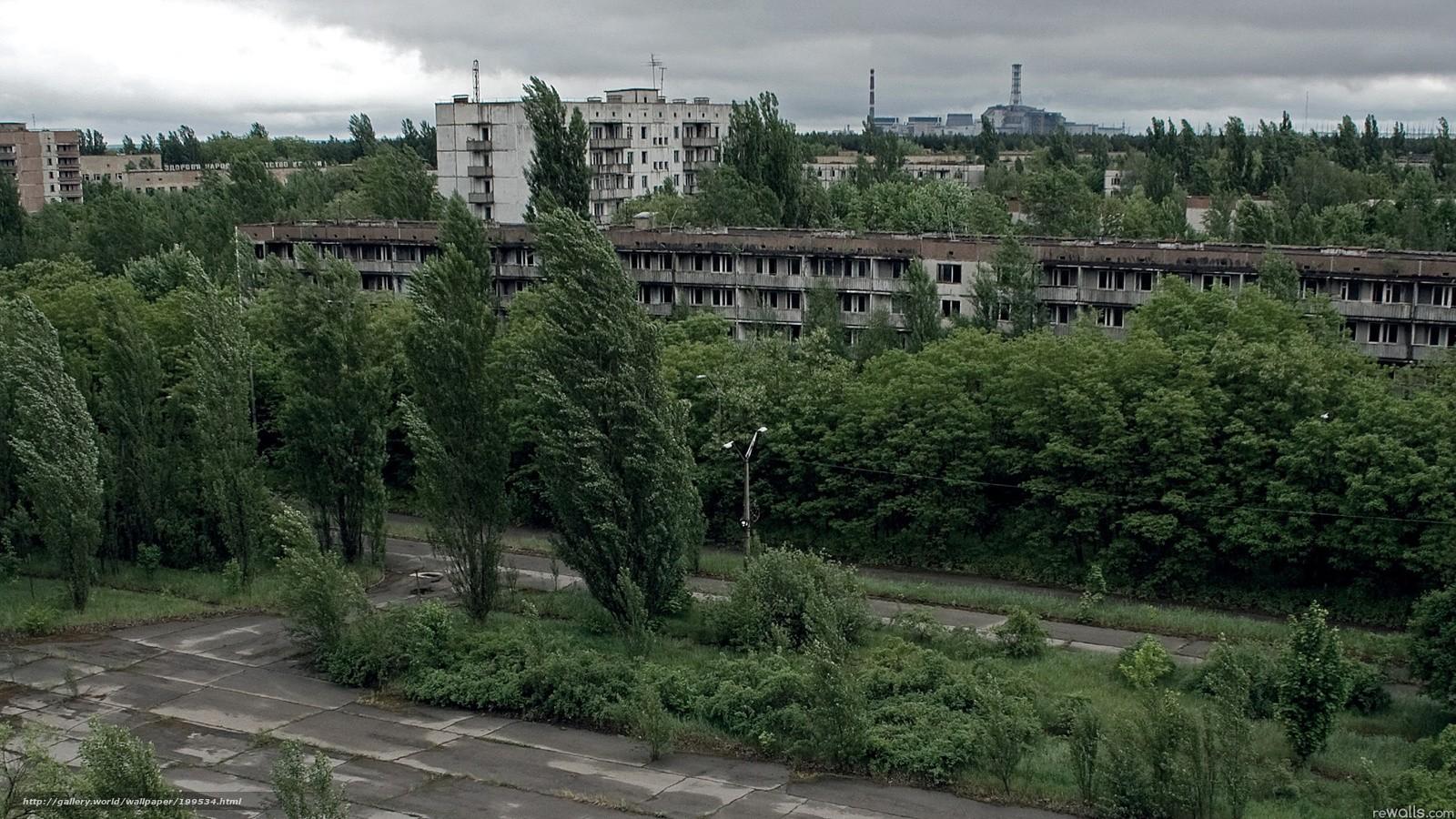Вуличне освітлення в Чорнобилі у 10 разів скоротить споживання електроенергії