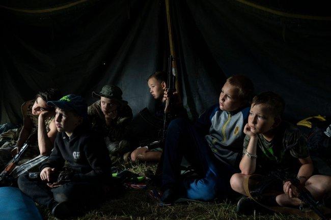 felipe-dana-ukraine-nationalist-camp-top-100-photos-2018