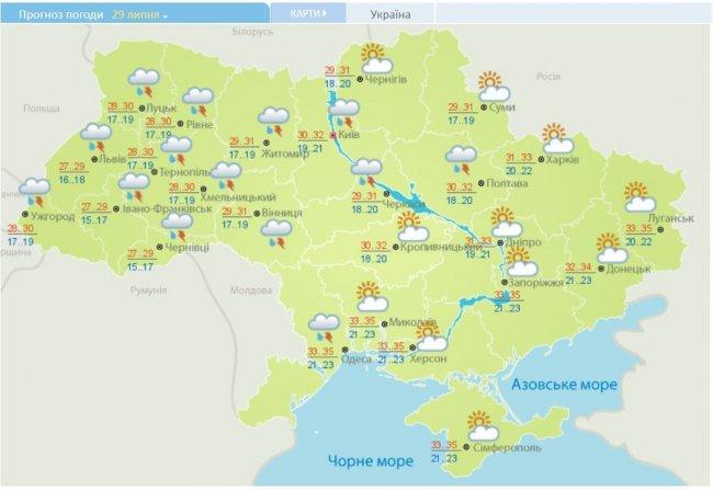 В Украину идет неумолимый летний зной до +35°C: синоптики предупредили об изменениях в погоде, фото-7