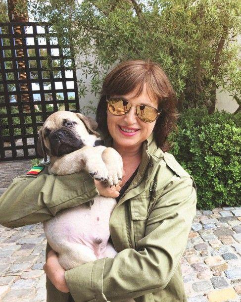 Ирина Шейк обнародовала фото впрозрачном боди