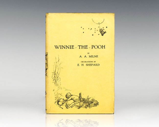 when-we-very-were-young-winnie-the-pooh-now-we-are-six-the-house-at-pooh-corner-a-a-milne-first-edition-signed