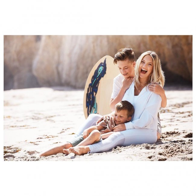 Кейт Хадсон стала матерью в 3-й раз