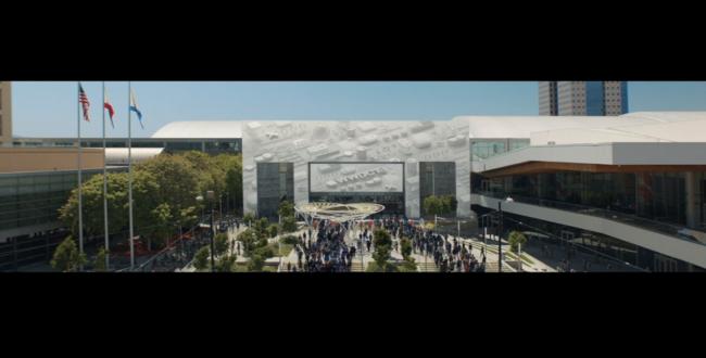 Кадр из рекламного ролика Apple
