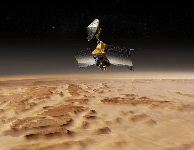 mars-reconnaissance-orbiter-over-nilosyrtis-mensae