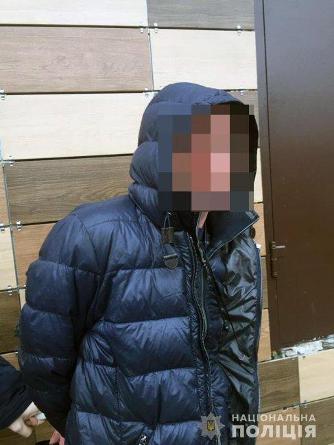 В Киеве воры отбирают кошельки у женщин