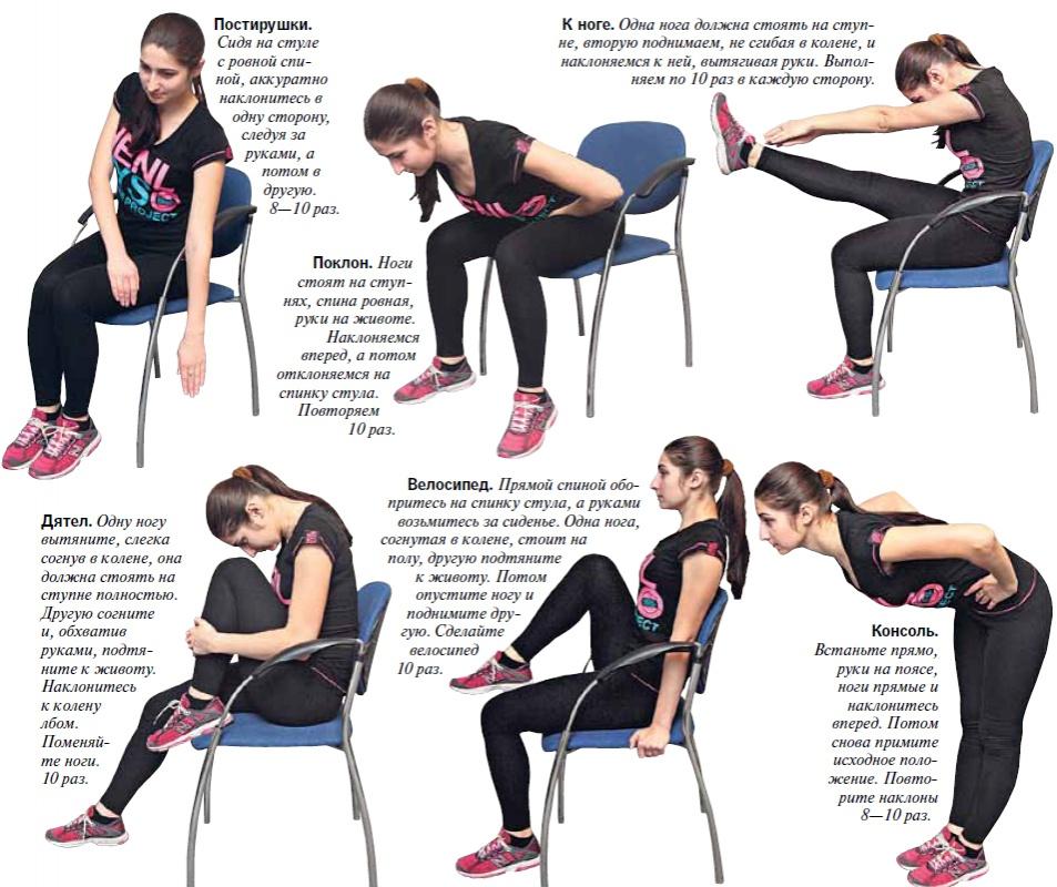 Упражнения для лучшей работы сердца