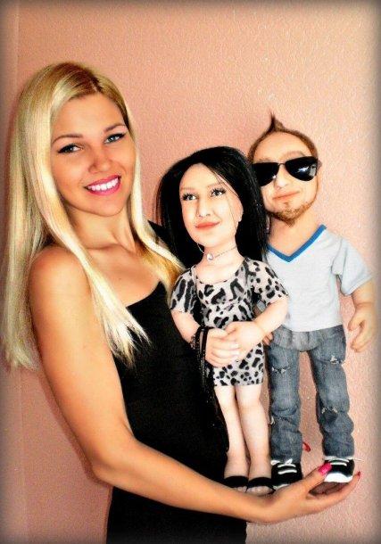 Самые необычные куклы Украины: от авторских БЖД до копий звезд из колготок, фото-13