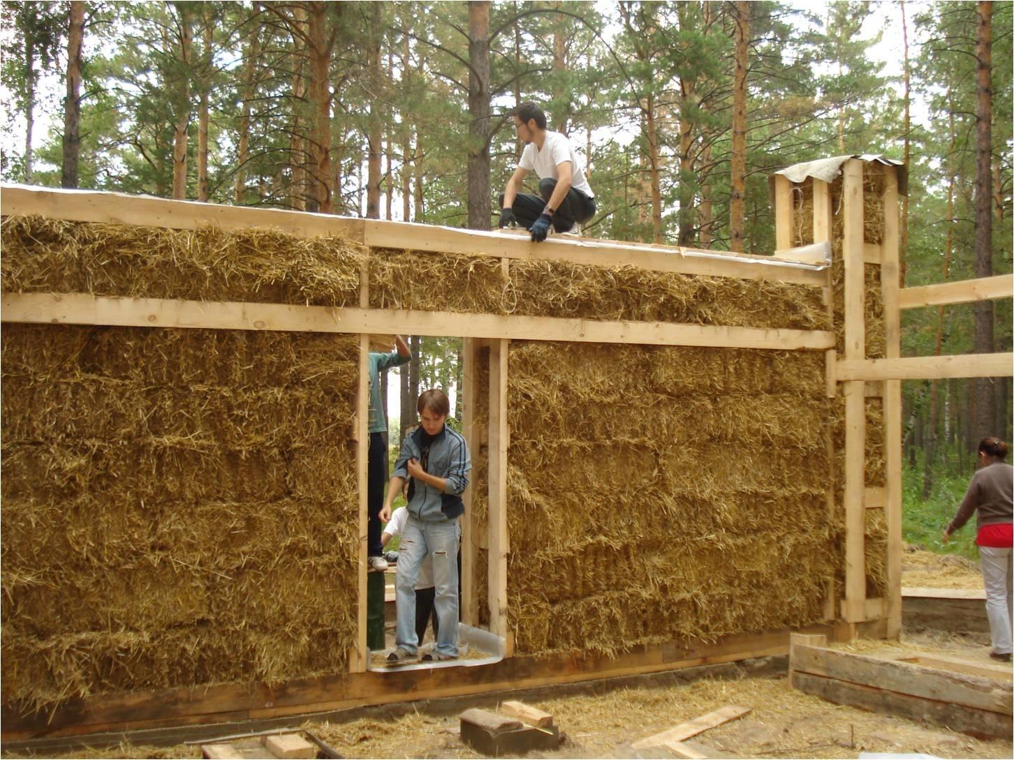 С чего Как быстро построить Что можно сделать своими руками из бревен