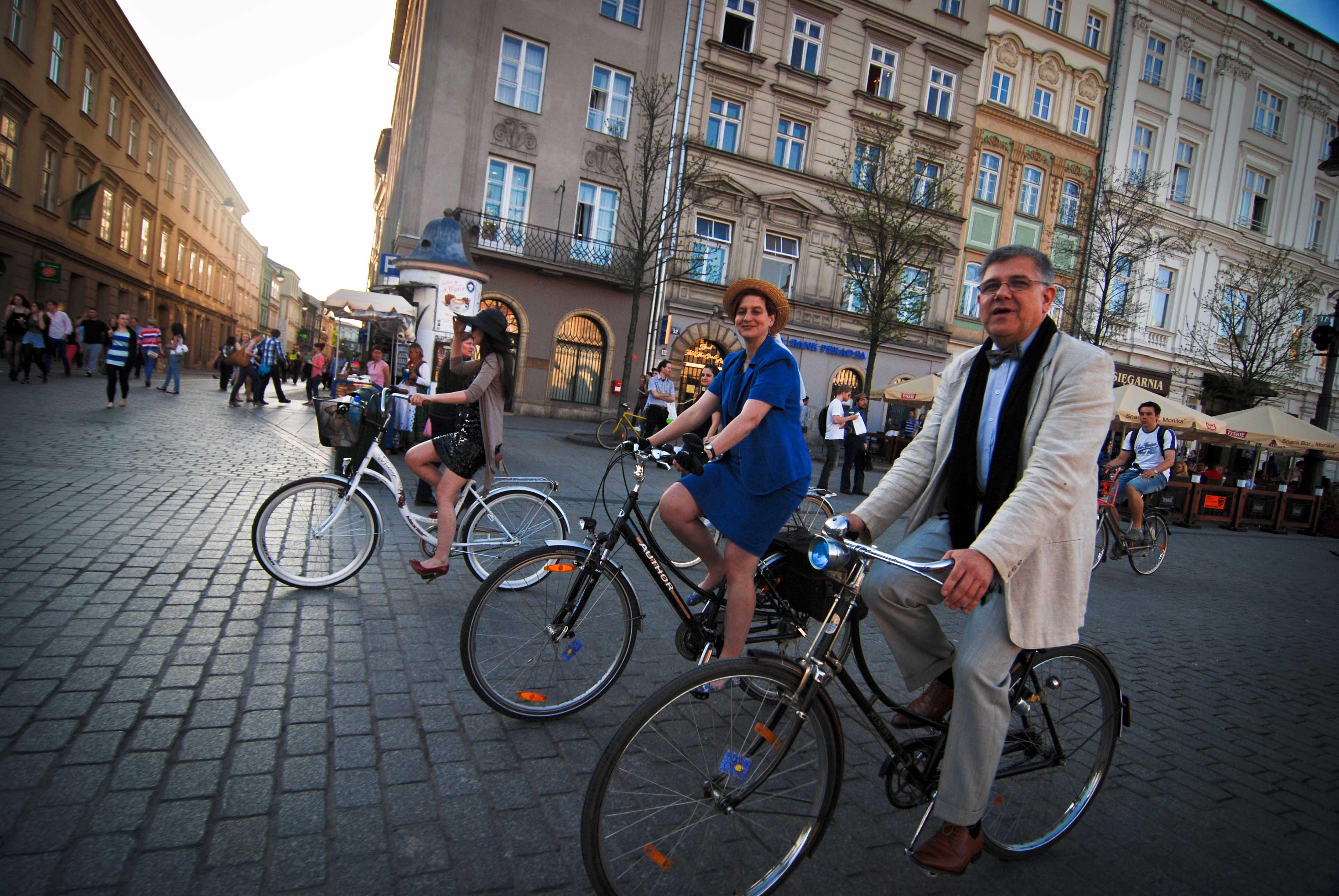 Велосипеды в Польше