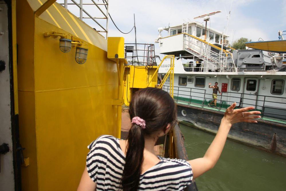 """new_image4_110 """"Ведро воды для новичка"""", или чем живут измаильские моряки (фото)"""