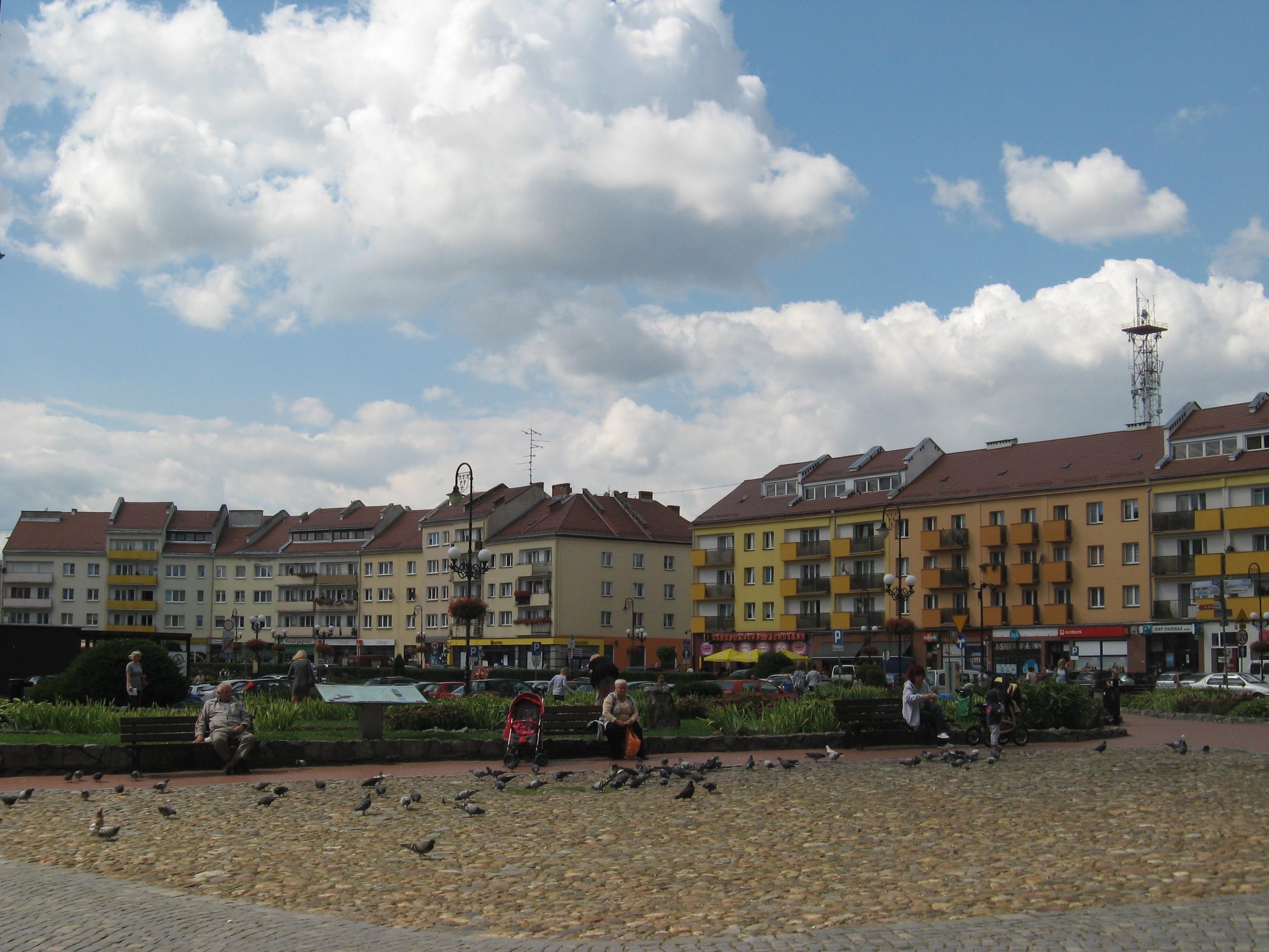 дома в Польше