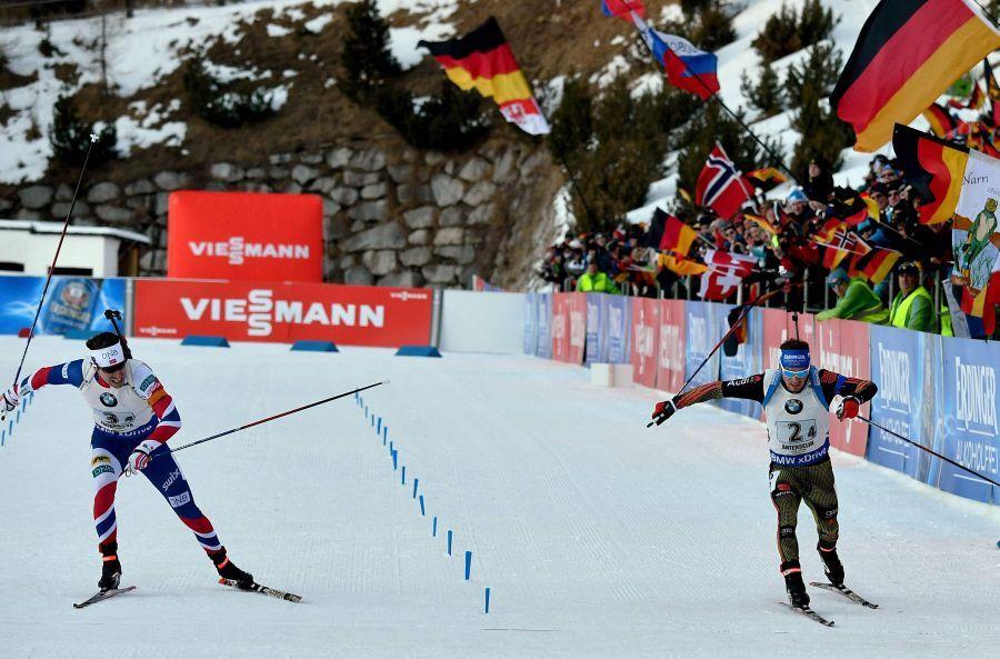 IBU займется вопросом русских биатлонистов