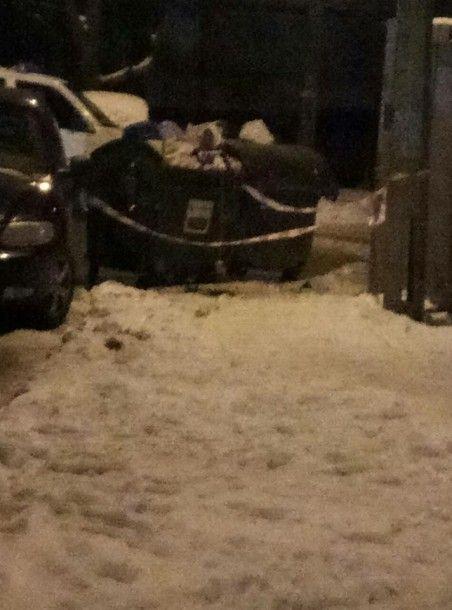 В Киеве в мусорном баке обнаружили гранатомет, фото-1