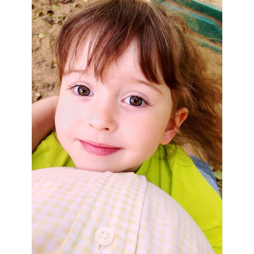 Аня ранетка фото ребенка