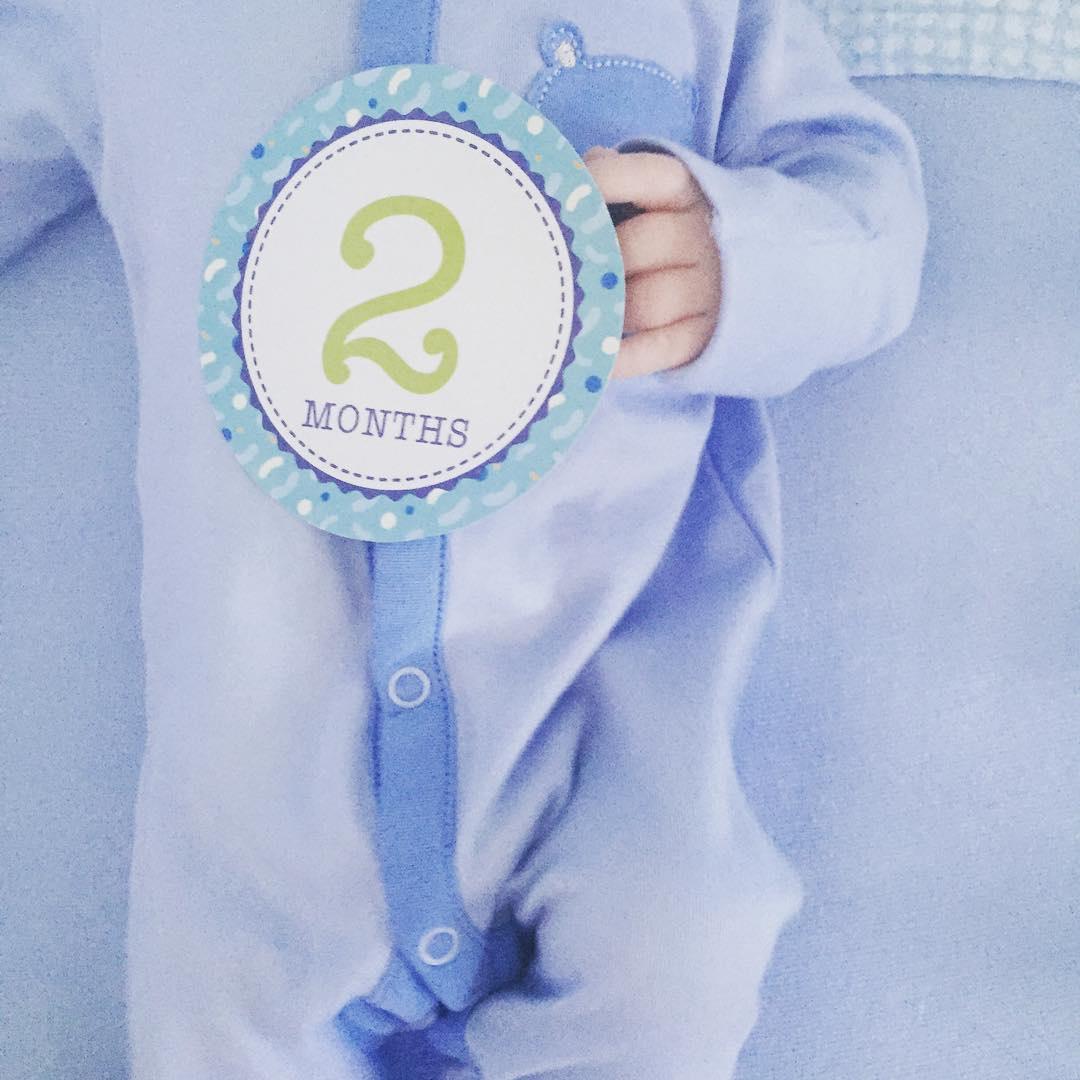 Поздравления малышу 2 месяца мальчику