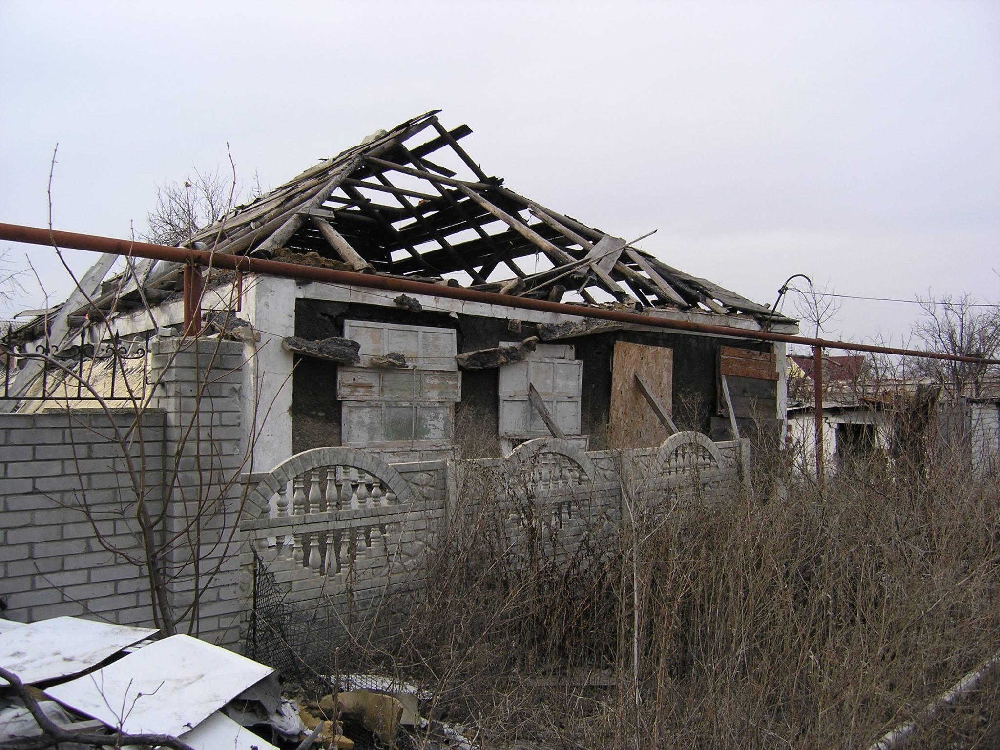 """Два года боевых действий в Донецке: """"Боевики стреляли из артиллерии, два раза газом нас травили"""", фото-3"""