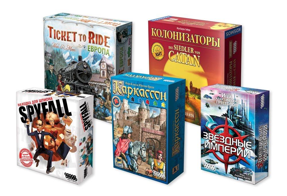 Лучшие настольные игры в интернет-магазине Dungeon