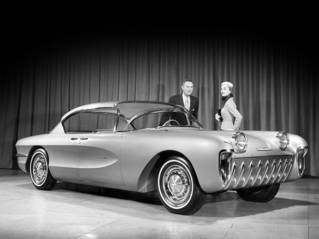 TOP 10 unusual Chevrolet (photos) – The International Massmedia Agency