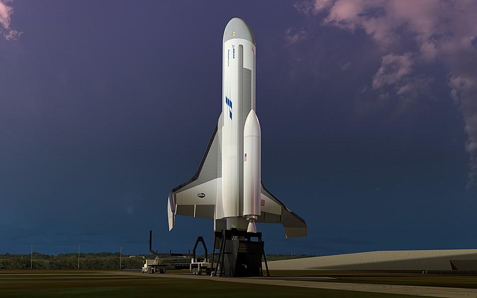 Boeing построит космоплан позаказу Пентагона