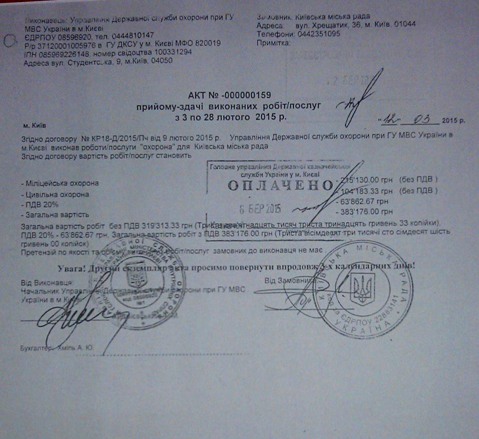 Кличко просит прокуратуру проверить документы на строительство на Никольской Слободке - Цензор.НЕТ 1311