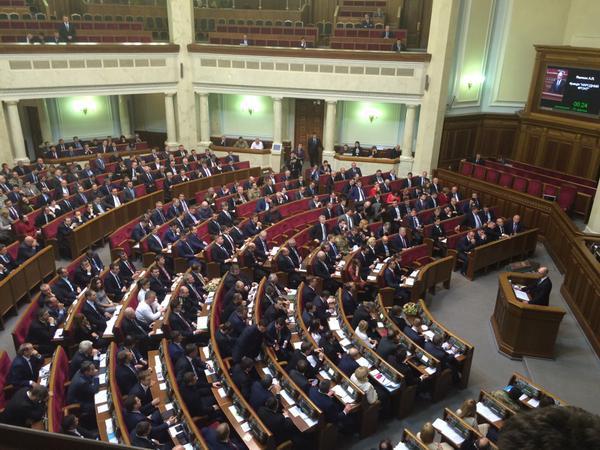 15% украинских нардепов имеют