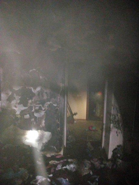 Под Киевом произошел масштабный пожар в жилом доме, фото-2