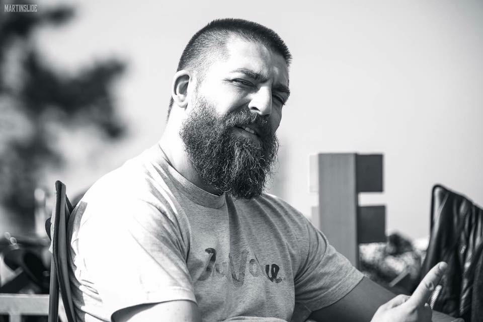 Погибший мотоциклист. Фото: Тетяна Руденька