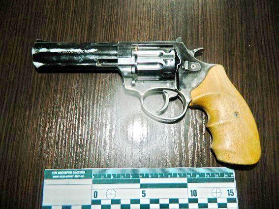 ВКиеве задержали мужчину, который стрелял впрохожего