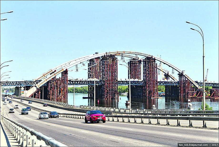 Картинки по запросу подольско-воскресенский мост длина