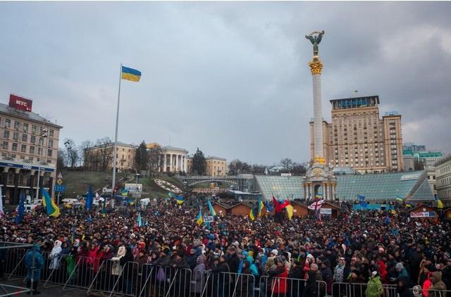 Год после побега Януковича: главные изменения в Украине (фото) - фото 16