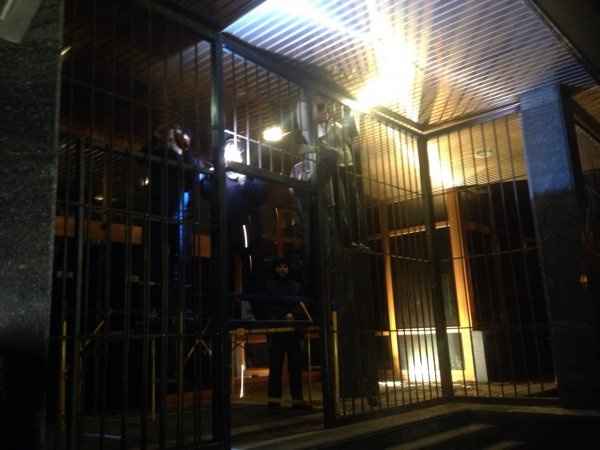 Скандал вокруг «Укрнафты»: компанию заблокировали бойцы «Днепра-1», это вызов президенту Порошенко – нардеп (фото) - фото 2