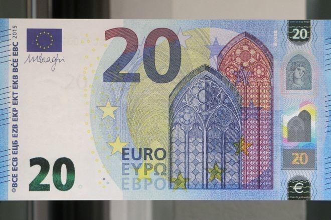 Как выглядят 20 евро фото 2 злотых эрнест малинвский гурт