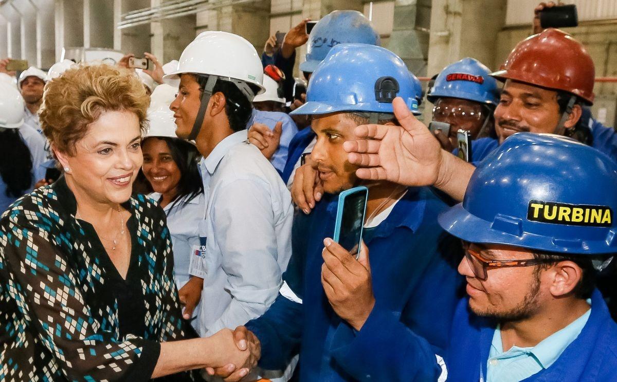 Президента Бразилии окончательно сместили, назван кратковременный  руководитель  страны