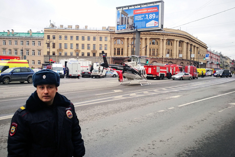 Названный подозреваемым в исполнении взрыва в метро сам явился в полицию изоражения