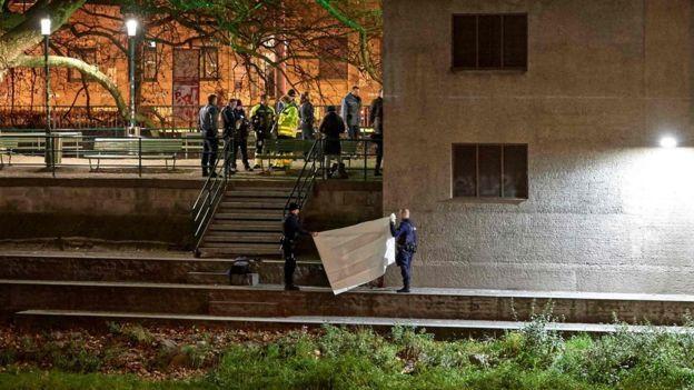 В итоге стрельбы висламском центре вЦюрихе ранены три человека