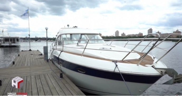 Корреспонденты  обнаружили удепутата БПП исудьи элитные яхты
