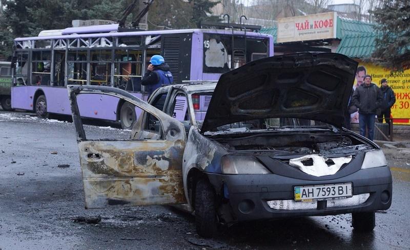 Дончане, пострадавшие год назад во время обстрела остановки на Боссе, живут один на один со своей бедой (фото) - фото 1