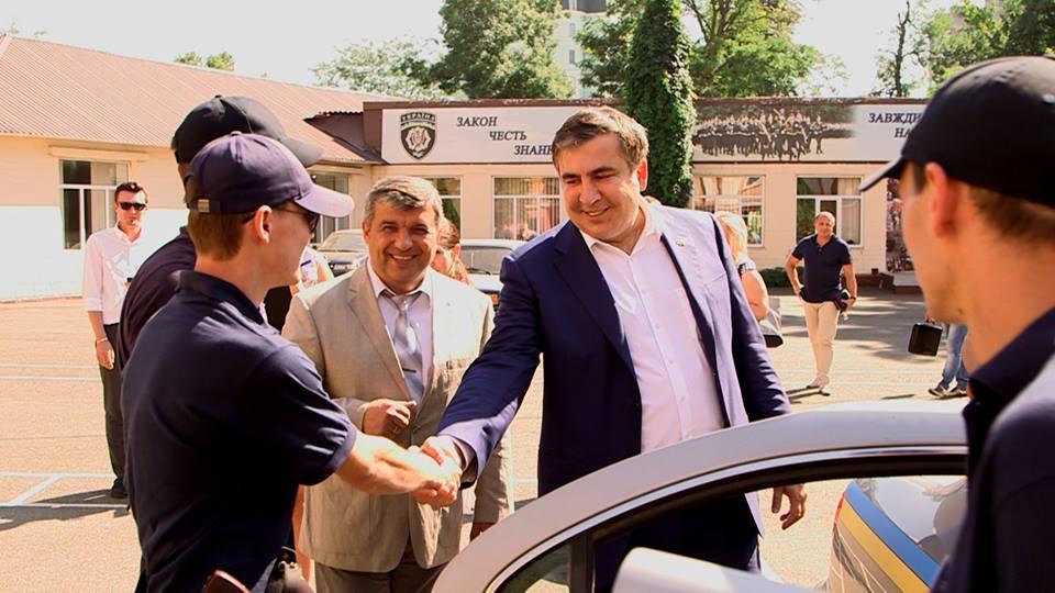 11800603_1017622514934796_3182545797603737399_n 100 дней Саакашвили: успехи и промахи губернатора