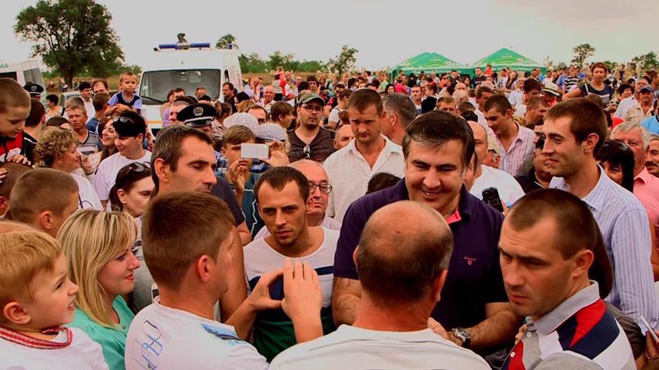 11889403_1027091603987887_6693345818430276376_n 100 дней Саакашвили: успехи и промахи губернатора