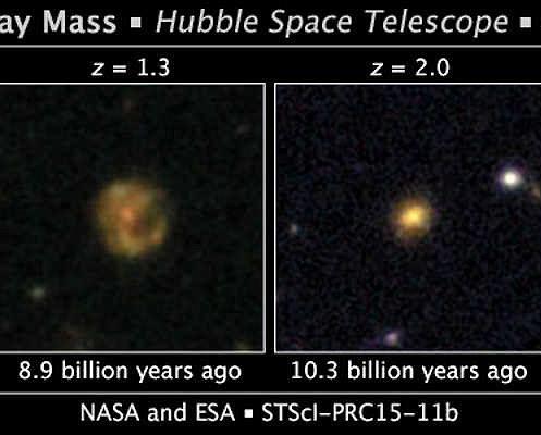 Как выглядело небо 10 миллиардов лет назад (фото) - фото 1